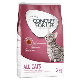 Concept for Life Cat Adult All Cats 0,4kg