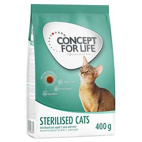 Concept for Life Cat Adult Indoor 0,4kg