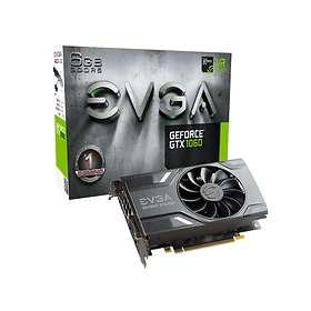 EVGA GeForce GTX 1060 Gaming ACX 2.0 HDMI 3xDP 6Go