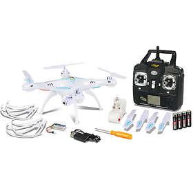 Carson X4 Quadrocopter 360 FPV Wifi RTF