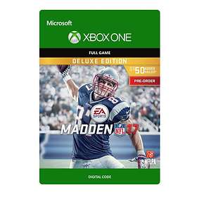Madden NFL 17 - Deluxe Edition