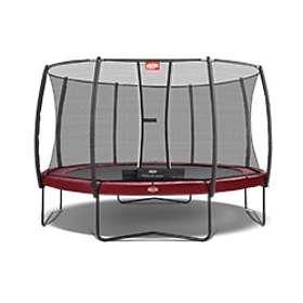Berg Toys Elite+ T-Serie Trampoline With Enclosure 380cm