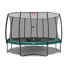 Berg Toys Elite+ T-Serie Tattoo Trampoline with Safety Net 430cm