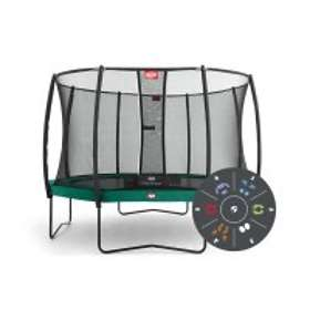 Berg Toys Champion Tattoo Deluxe with Safety Net 430cm