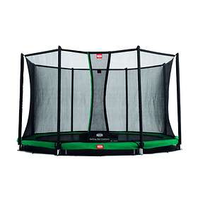Berg Toys InGround Favorit Deluxe with Safety Net 430cm