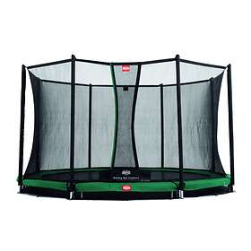 Berg Toys InGround Champion Comfort with Safety Net 380cm