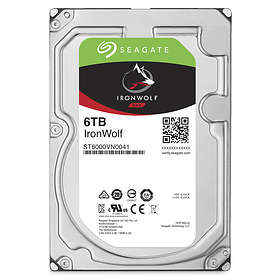 Seagate IronWolf ST6000VN0041 128Mo 6To