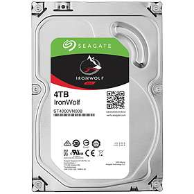 Seagate IronWolf ST4000VN008 64Mo 4To