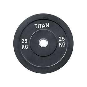 Titan Fitness Bumper Plate 25kg