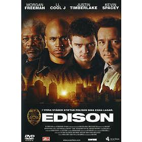 Edison city of crime