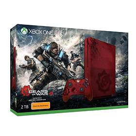 Microsoft Xbox One S 2TB (inkl. Gears of War 4) - Limited Edition