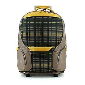 Piquadro Coleos trolley bagaglio a mano with Shoulder Straps BV3148OS