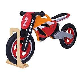 Kidz Motion Wooden Balance Bike