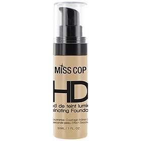 Miss Cop Illuminating HD Foundation 30ml