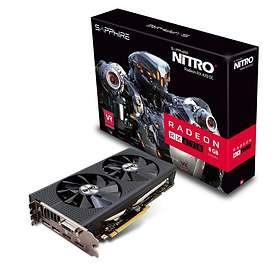 Sapphire Radeon RX 470 Nitro+ OC (11256-02) 2xHDMI 2xDP 8GB