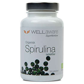 WellAware Spirulina 300 Tabletter
