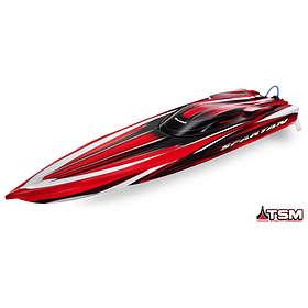 Traxxas Spartan Brushless Race Boat (57076-4)