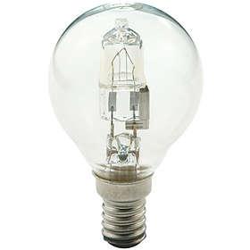 PRhome Halogen Globe 405lm 2800K E14 30W