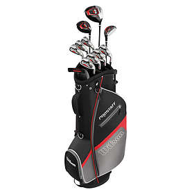 Wilson Prostaff HDX with Carry Stand Bag