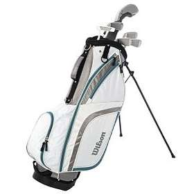 Wilson Prostaff HDX Ladies Half with Carry Stand Bag
