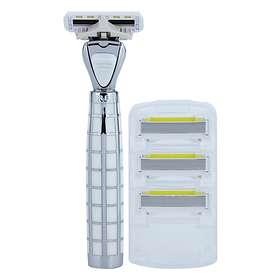 Shave-Lab Tres Men P.4 (+4 Lames Supplémentaires)