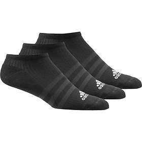 Adidas 3 Stripes Performance No-Show Sock 3-Pack
