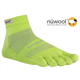 Injinji Outdoor Midweight Mini Crew NuWool Sock