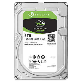 Seagate Barracuda Pro ST6000DM004 256Mo 6To