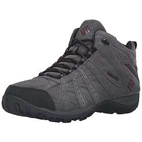 c018a41ab91 Find the best price on Columbia Redmond Mid Leather Omni-Tech (Men s ...