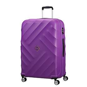 American Tourister Crystal Glow Spinner 76cm