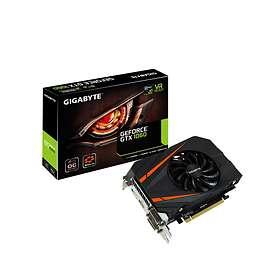 Gigabyte GeForce GTX 1060 Mini ITX OC HDMI DP 2xDVI 6GB