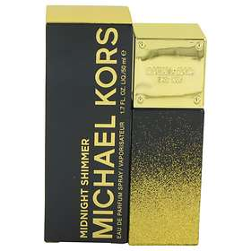 ba2abbdc3491a Find the best price on Michael Kors Midnight Shimmer edp 50ml ...