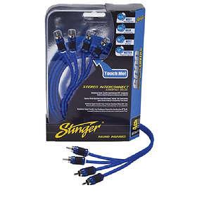 Stinger 6000 4RCA - 4RCA 5,2m
