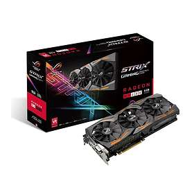Asus Radeon RX 480 Strix Gaming 2xHDMI 2xDP 8GB