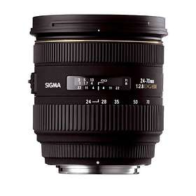 Sigma 24-70/2,8 EX DG HSM for Sony A