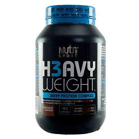 Nutrisport H3avyweight Whey Protein Complex 3kg