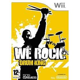 We ROCK: Drum King (Wii)