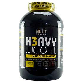 Nutrisport H3avyweight Mass Drive Anabolic 3kg