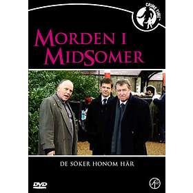Morden I Midsomer: De Söker Honom Här