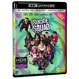 Suicide Squad (UHD+BD)