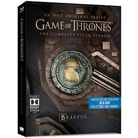 Game of Thrones - Säsong 6 - SteelBook