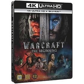 Warcraft: The Beginning (UHD+BD)