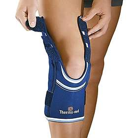 Orliman Neoprene Knee Support with Openings and Straps