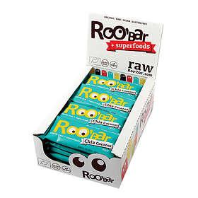Roo'bar Organic Bar 30g 20pcs