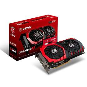 MSI Radeon RX 470 Gaming X 2xHDMI 2xDP 4GB
