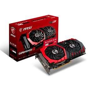 MSI Radeon RX 470 Gaming X 2xHDMI 2xDP 8GB