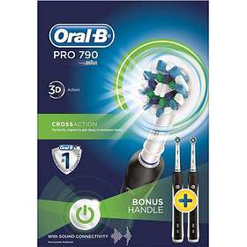 Oral-B (Braun) Pro 790 CrossAction Duo