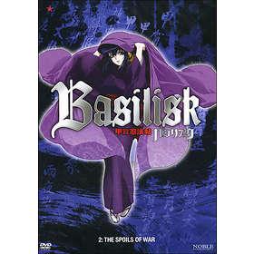 Basilisk - Vol 2: The spoils of war