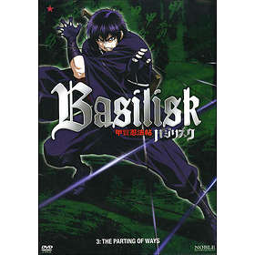 Basilisk - Vol 3: The parting of ways
