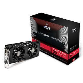 XFX Radeon RX 480 GTR Black Edition HDMI 3xDP 8GB